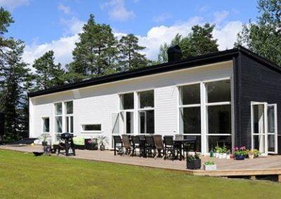Villa Björkman i Saltsjö Boo