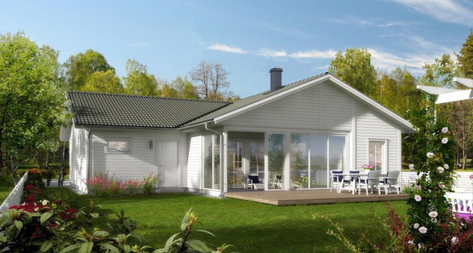 Presentation avtalskund: Svensk Husproduktion (med varumärkena LB-Hus och Nordiska Hus)